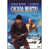 Dvd Caçada Mortal - Charles Bronson E Lee Marvin - Lacrado!