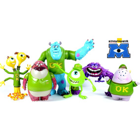 Universidade Monstro Monsters University Disney Boneco