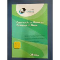 Livro Constituição Da República Federativa Do Brasil