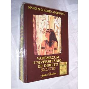 Vademecum Universitário De Direito, Marcus Cláudio Acquaviva