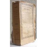 Ano 1824 - Dicionário De Jogos: Bilhar Gamão Damas Xadrez