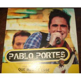 Cd Pablo Portes- Participação Especial De Thiaguinho