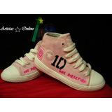 Zapatos One Direction Justin Bieber 28 30 38 41