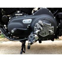 Sobre Tampa Primaria Harley Pneu Acessório 883cc - Hd Garra