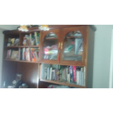 Biblioteca Y Escritorio En Cedro.se Vende En Bahia Blanca