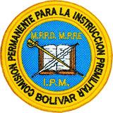 Insignias Bordadas De Instruccion Premilitar Para Gorras.