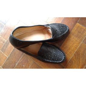 Mocasines Zapatos Candilejas Dama Señora 38 Pies Delicados