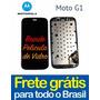 Tela Touch Display Lcd Frontal Moto G1 Xt1032 Xt1033 Xt1040