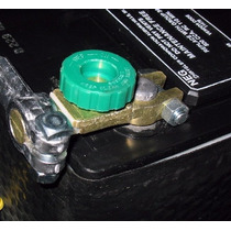 Corta Corrente Terminal Conector Bateria Chave Geral Carro