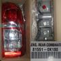 Stop Derecho Hilux Kavak 2012 2013 2014 Original Toyota