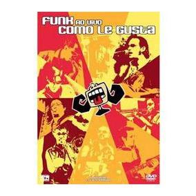 Funk Como Le Gusta Ao Vivo Dvd
