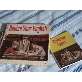 Coleção Em Vinil De Aula De Inglês
