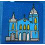 Quadro Igreja São Benedito Artes Zapt/máru