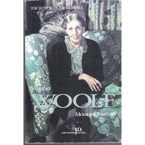 Livro Virginia Woolf Monique Nathan Escritores De Sempre