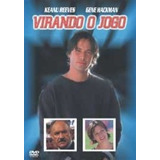 Dvd Do Filme Virando O Jogo ( Keanu Reeves) - Lacrado