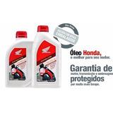 Caixa 24 Uni De Óleo Moto Semi-sintético Honda Sae 10w30