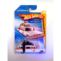 Hot Wheels Ecto-1 Escala 1:64 Coleccionable 1a Edición