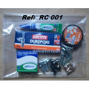 Adesivo Plástico, Cola Epox, Isolante, Vedante; Kit Completo