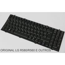 Teclado Original Lg R560 R580 R590 A510 A510 Br * Ç * Novo