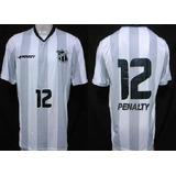 Rara Camisa Ceara # 12 Penalty 2010 2011 Oficial 2 De Jogo