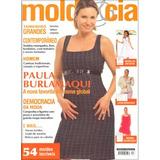 Revista Molde E Cia N. 34 - Moldes Para Corte E Costura