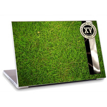 Skin Adesivo Notebook Xv De Piracicaba Futebol Logo Skdi4161