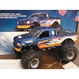 Miniatura Franklin Mint Ford Big Foot 4x4 Monster Truck 1/24