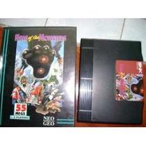 King Of Monsters 2 Americano Sem Caixa Para Neo Geo Caseiro