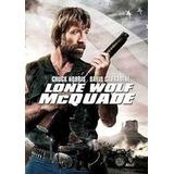Dvd - Mcquade O Lobo Solitario - Chuck Norris - Importado