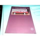 Brochura Original Mercedes-benz Peruas T200 T230 T300