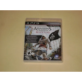Assassins Creed 4 Black Flag Playstation 3 Seminuevo
