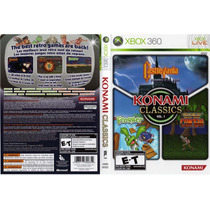 Castlevania Symphony Of The Night, Froger, Contra Xbox360