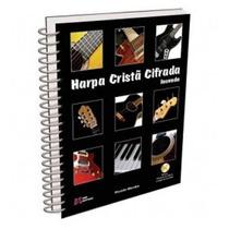 Harpa Cristã Cifrada Inovada + Cd Auxílio Violão Teclado