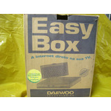 Internet Na Tv - Easy Box - Daewoo - Dsn-970s - Novo - Zero