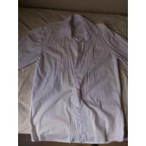 Camisa Branca Da Marca Vila Romana