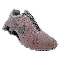 Tenis Nike Shox Junior 4 Molas Na Caixa Original