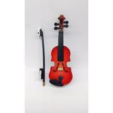 Miniatura Instrumentos Musicais Violino - Salvat