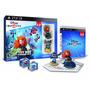 Disney Infinity Toy Box Edicion 2.0 Stitch Y Merida Para Ps3