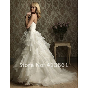 Vestido Noiva, Lançamento Última Moda, Sobre Camadas