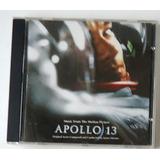 Cd Trilha Sonora - Apollo 13