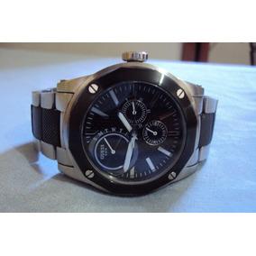 Relógio Guess Belíssimo - Grande - Masculino- 100% Original