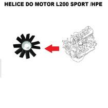 Helice Do Motor L200 Sport Hpe / Outdoor / Pajero Sport 2.5