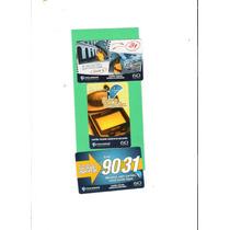 Cartões Telefonicos - Tarjinhas De Minas Lote 03 Cts. 5.00