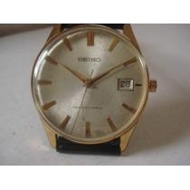 Relógio Seiko Antigo Diaschock Para Colecionador