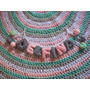 Letras Tejidas Al Crochet
