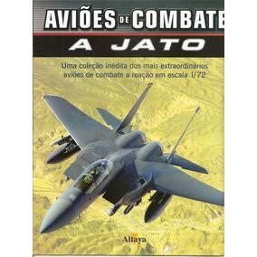 Aviões De Combate A Jato - Diversos Modelos Lacrados