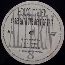 Altern 8 / The Prodigy - The Best Of Trip (vinil Coletânea)