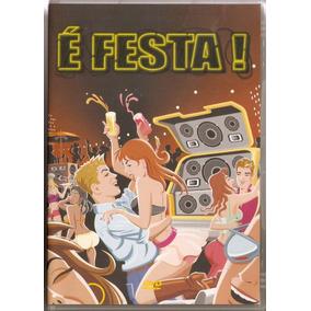 Dvd É Festa ! - Amor De Chocolate ( Naldo ) - Novo***