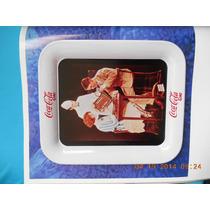 Charola Promocional Coca Cola Años 80as. Buena Mn4