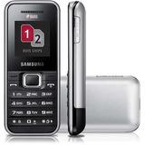 Celular Samsung E1182 Dual Chip Novo - Gsm,mp3,fm,viva Voz